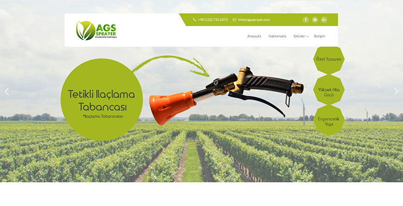 AGS Sprayer
